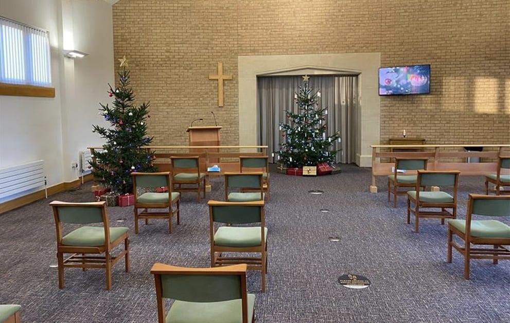 Gedling Crematorium Christmas