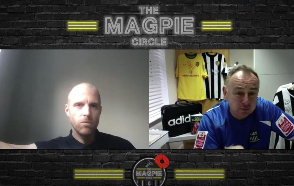 Magpie Circle Neil Bishop