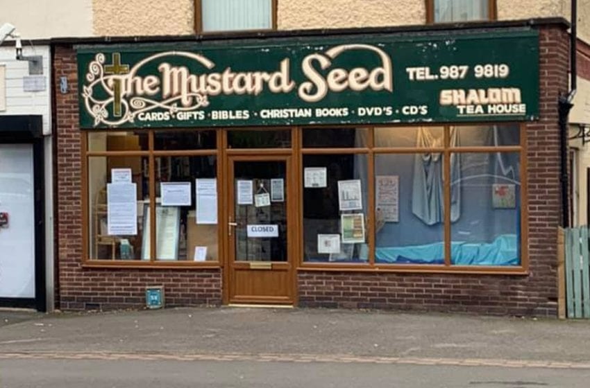 Mustard Seed in Gedling issued with closure notice following covid breach