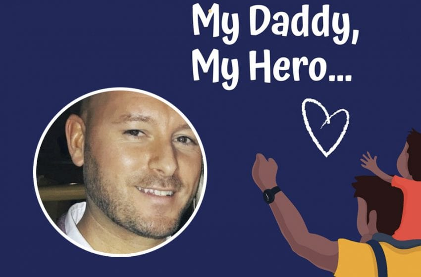 Colwick dad writes children's book that helps explain co-parenting to youngsters