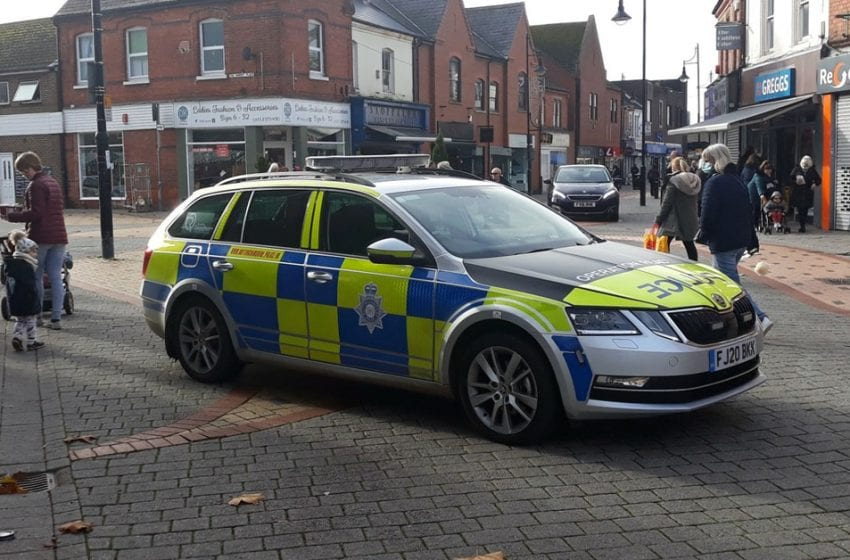 Police make 'swift arrest' and increase patrols after reports of stabbing in Arnold town centre