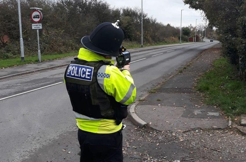 Police catch three speeders in 30 minutes during operation in Calverton