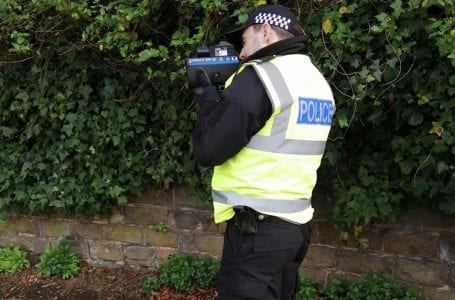 They asked – you let them know: Residents tell police where to catch speeding drivers in Gedling borough