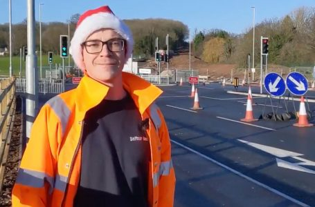 Lambley Lane to reopen for Christmas but 24hr week-long closures will begin in January 2021