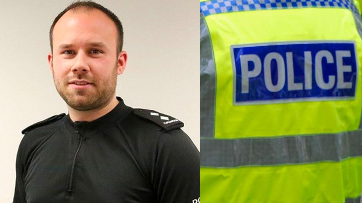 Chris Pearson Police