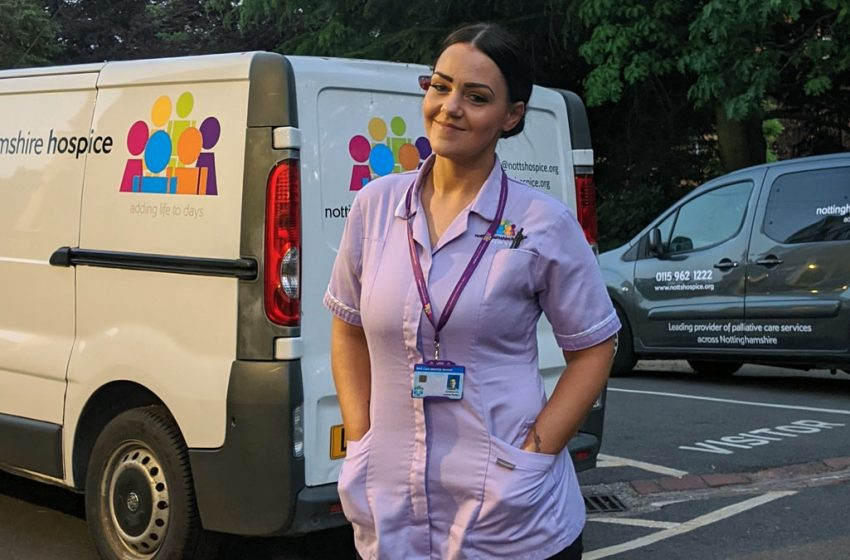 'It's so important that we are there': Meet the Mapperley hospice worker caring for terminally-ill patients over Christmas