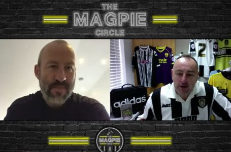 It's a case of Boyz II Men for Basford-born Shaun Derry in the new episode of The Magpie Circle.