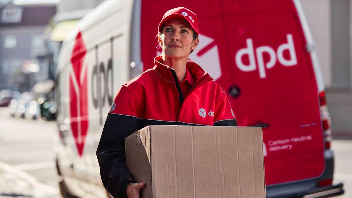 DPD parcel