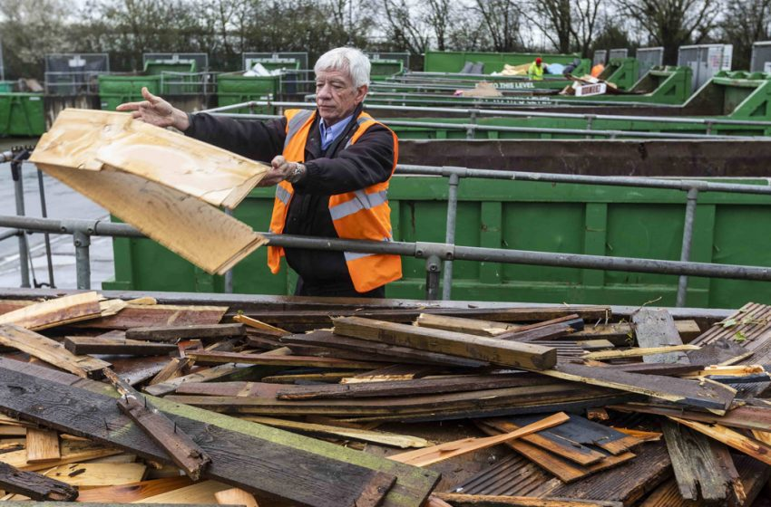 Calverton Recycling Centre opening times at Christmas and New Year – and what waste you can take