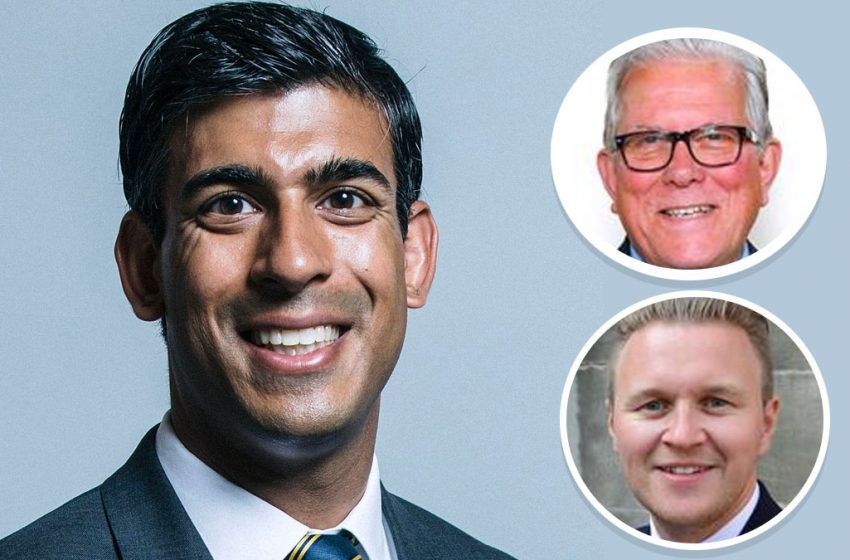 Gedling leaders call on Chancellor Rishi Sunak to fund local projects and 'level up' borough
