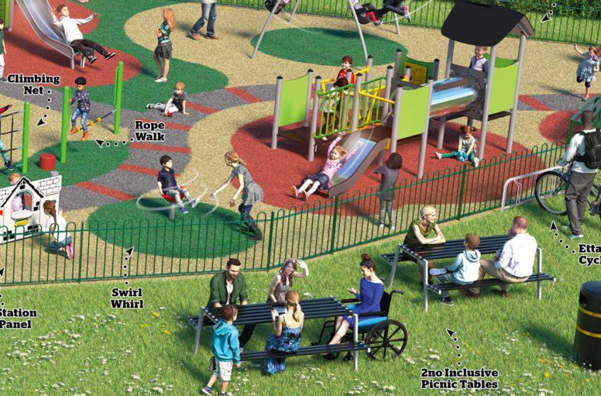 Park playground in Woodthorpe to close as work begins on £100k revamp