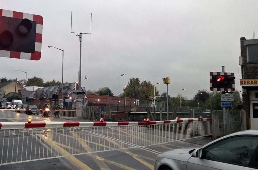 Carlton and Netherfield road to close overnight later this month while vital level crossing works take place
