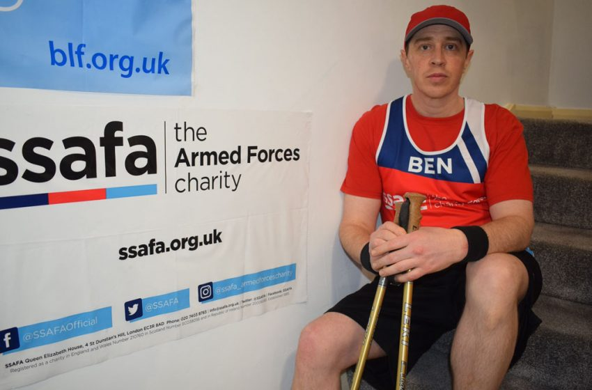 Gedling man plans to climb world's highest mountains – from the comfort of his own home