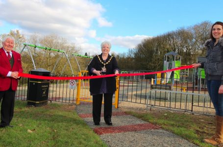 Woodthorpe's Breck Hill Park playground reopens after £100,000 revamp