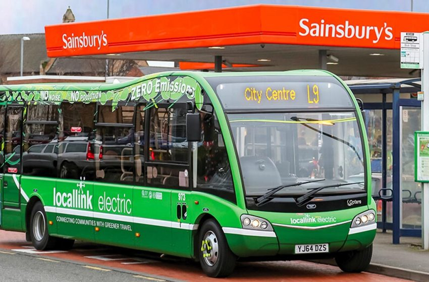 Passengers urged to have their say on plans to axe Arnold and Mapperley bus service