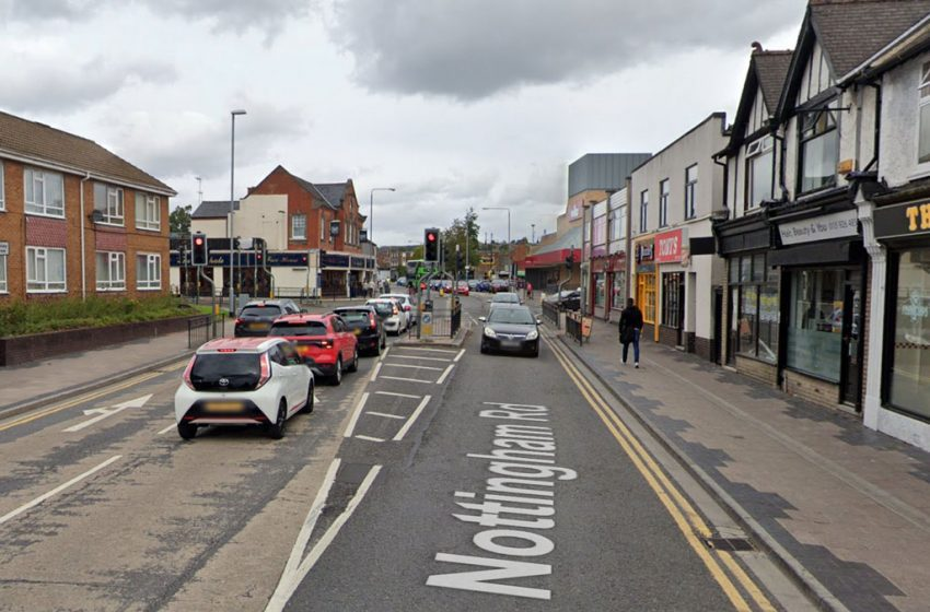 Two arrested after thieves target designer clothes shop in Arnold two nights in a row