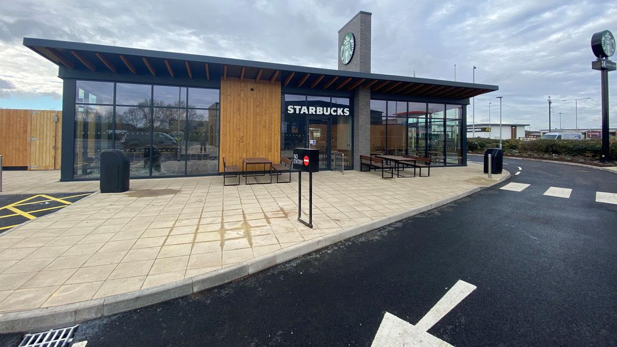 Starbucks Netherfield