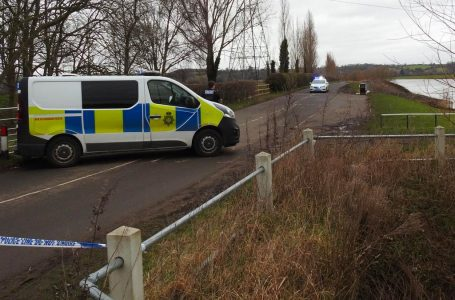 Police confirm woman's body found on footpath near River Trent at Stoke Bardolph