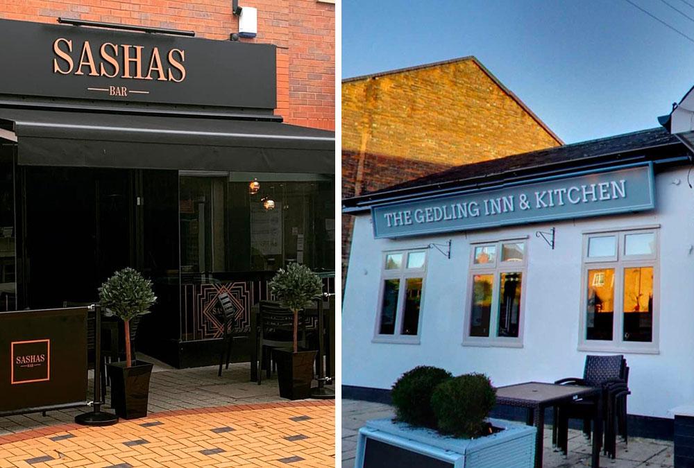 Sasha's Bar and Gedling Inn