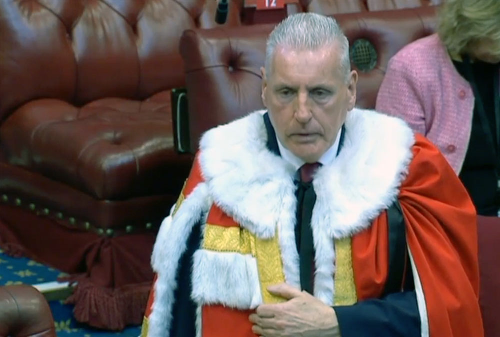 Vernon Coaker House of Lords