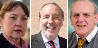 PCC cadidates Nottinghamshire