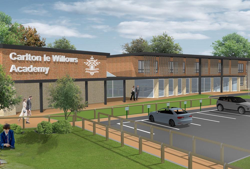 Carlton le Willows expansion
