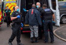 Drugs raid Woodthorpe