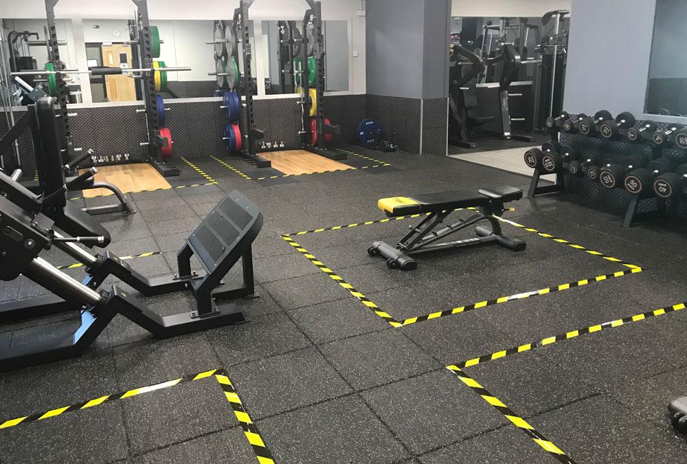 Gyms Gedling