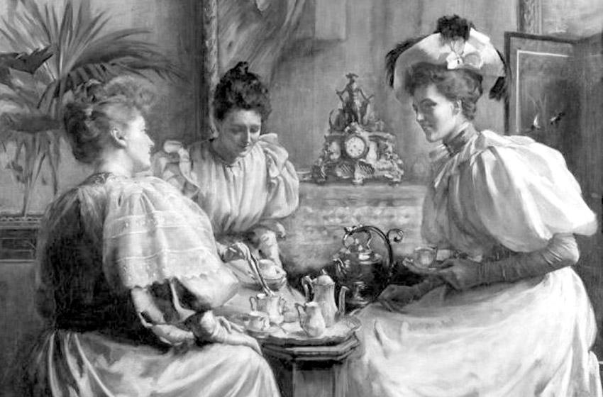 Tea drinkers Mapperley