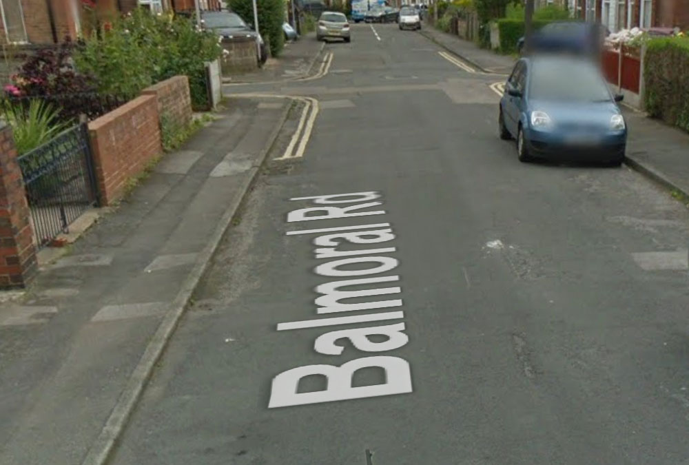 Balmoral Road Colwick