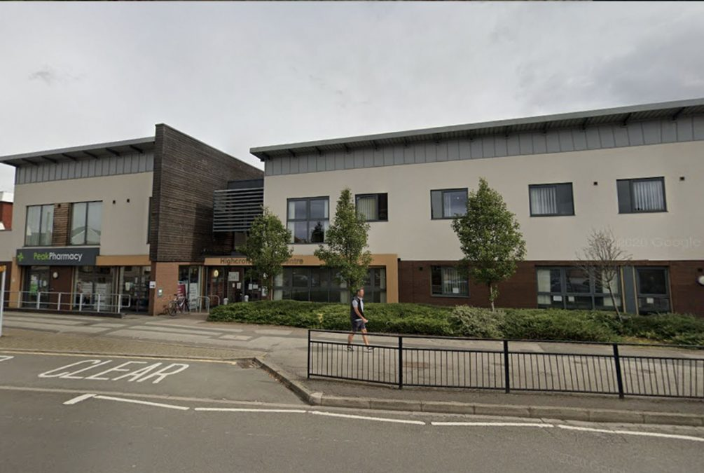 Highcroft Surgery in Arnold