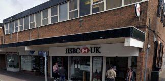 HSBC Front Street Arnold