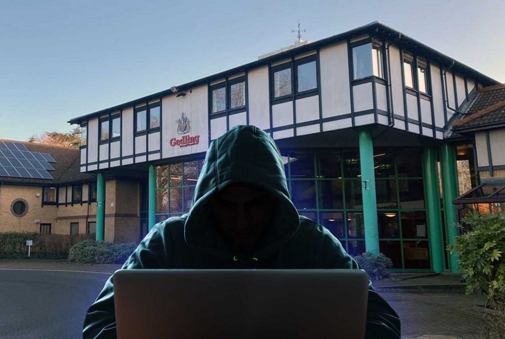 Cyber attack Gedling Borough Council