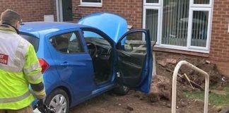 Stolen car bulwell