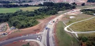 Gedling Access Road August