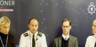 Crime panel Gedling borough