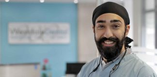 Gurdit Singh of Mapperly Dental Practice