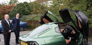 Tom Randall hydrogen car