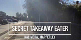 Secret Takeaway Eater
